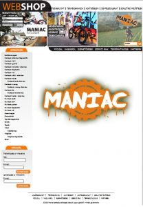 maniacwebshop